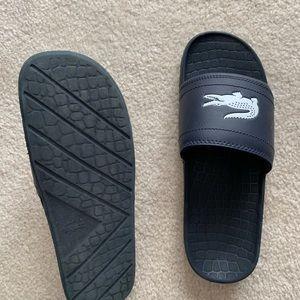 Lacoste Shoes - Lacoste slide on sandals